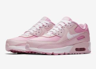 Nike Air Max 90 Pink CV9648-600 Release Date Info
