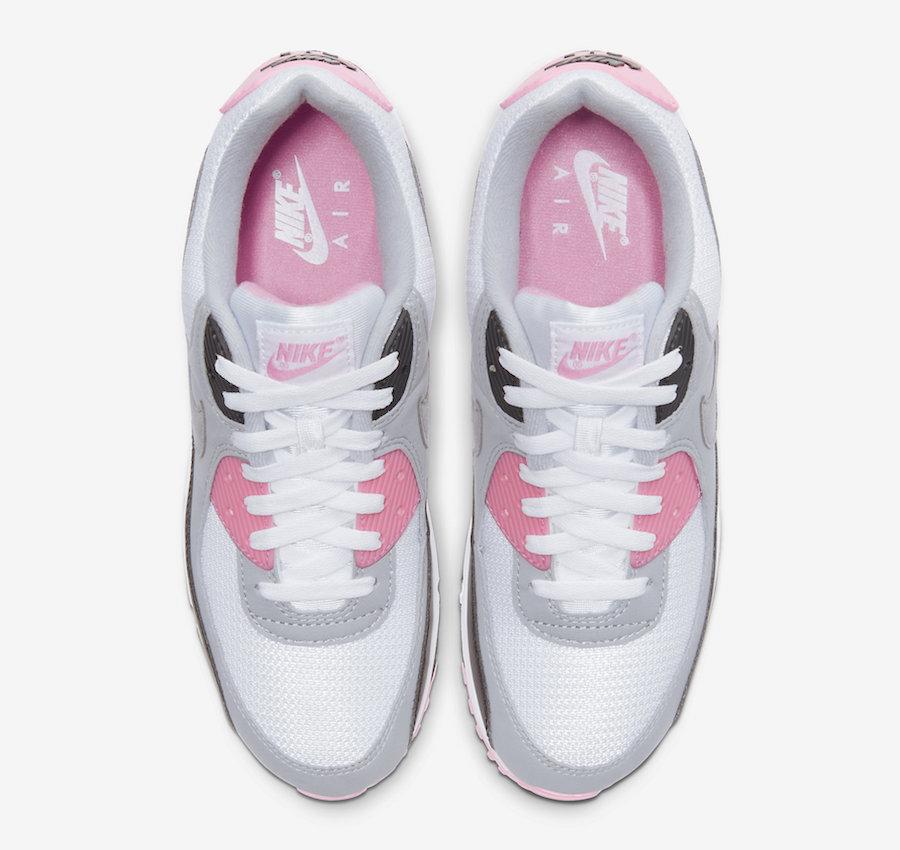 Nike Air Max 90 Rose Pink CD0490-102 Release