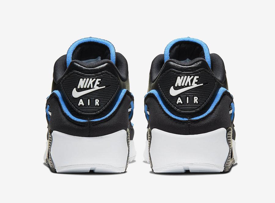 Nike Air Max 90 SE Kids Multi CK4068-001 Release Date Info