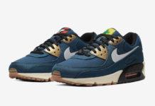 Nike Air Max 90 Tokyo CW1409-400 Release Date Info