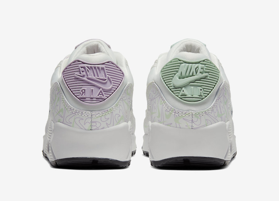 Nike Air Max 90 Valentines Day CI7395-100 Release Date Info