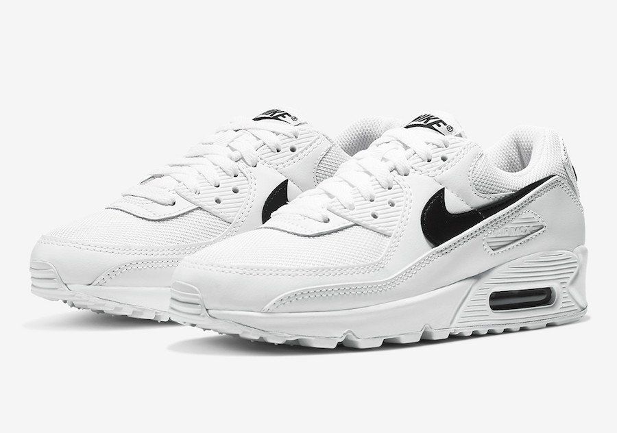 Nike Air Max 90 WMNS Releasing in White and Black | Sneakers
