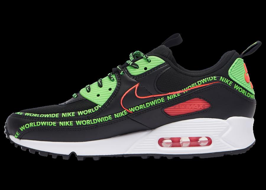 Nike Air Max 95 Worldwide CK6474-001 Release Date Info