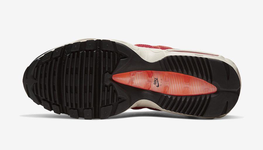 Nike Air Max 95 ACG Hike Red CI3670-600 Release Date Info