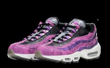 Nike Air Max 95 Premium Floral CV0032-605 Release Date Info