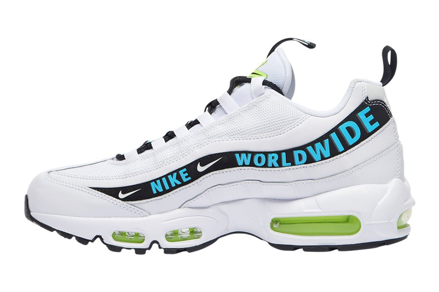 Nike Air Max 95 Worldwide Pack CQ9743-001 CT0248-100 Release Date ...
