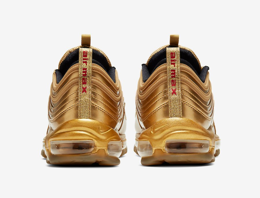 Nike Air Max 97 Gold Medal CT4556-700 Release Date Info