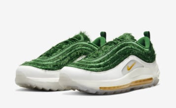 Nike Air Max 97 Golf Grass CK4437-100 Release Date Info
