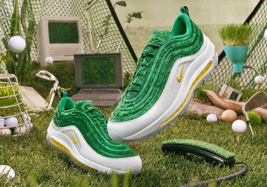 Nike Air Max 97 Golf Grass CK4437-100 Release Date Info