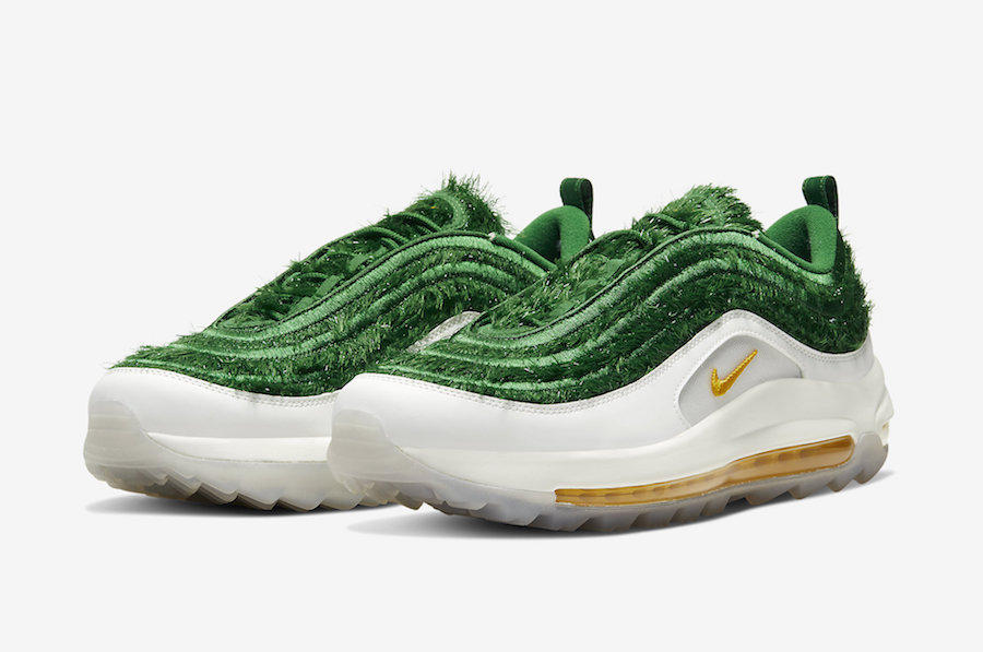 Nike Air Max 97 Golf Grass Ck4437 100 Release Date Info