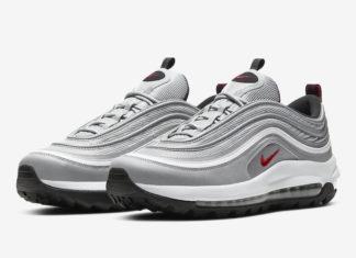Nike Air Max 90 Golf Silver Bullet CI7538-001 Release Date