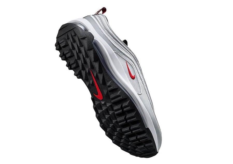 Nike Air Max 97 Silver Bullet Golf CI7538 001|