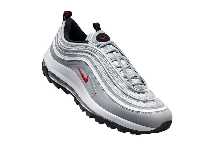 Nike Air Max 97 Golf Silver Bullet Release Date Info