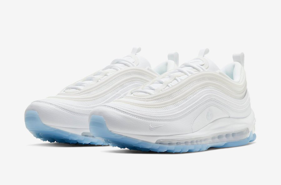 Nike Air Max 97 White Ice CT4526-100 Release Date Info