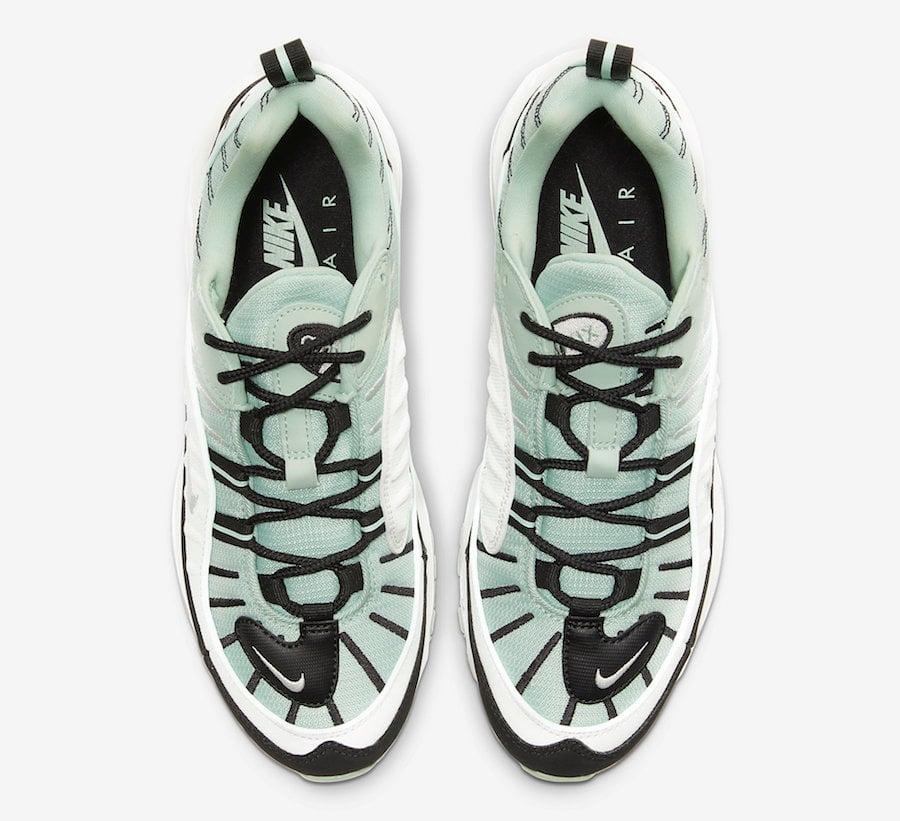 Nike Air Max 98 Pistachio Frost CI3709-300 Release Date Info