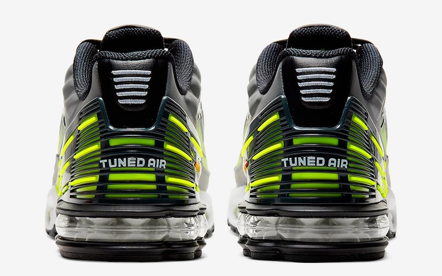 Nike Air Max Plus 3 Neon CD7005-002 Release Date Info