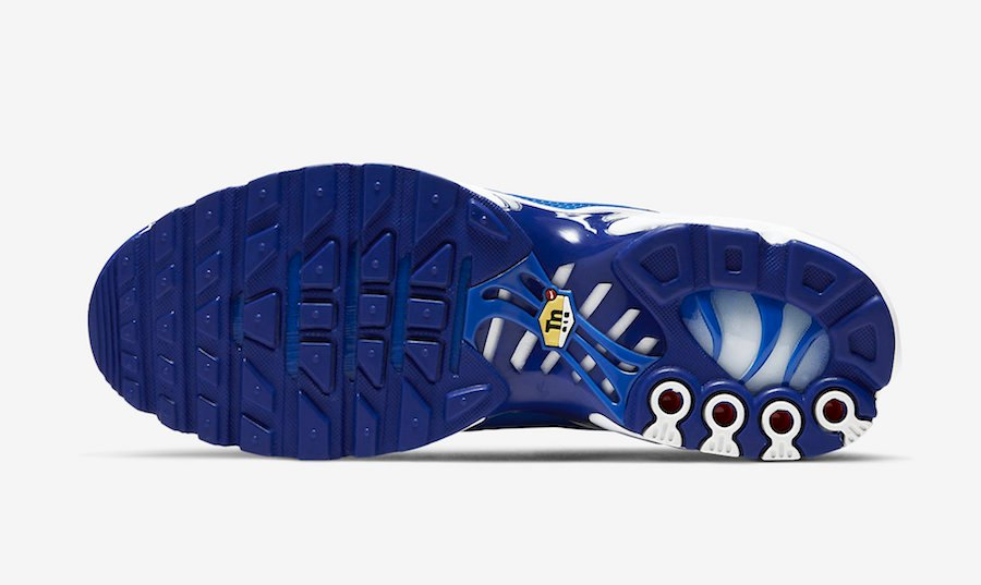Nike Air Max Plus Blue White CW7024-400 Release Date Info