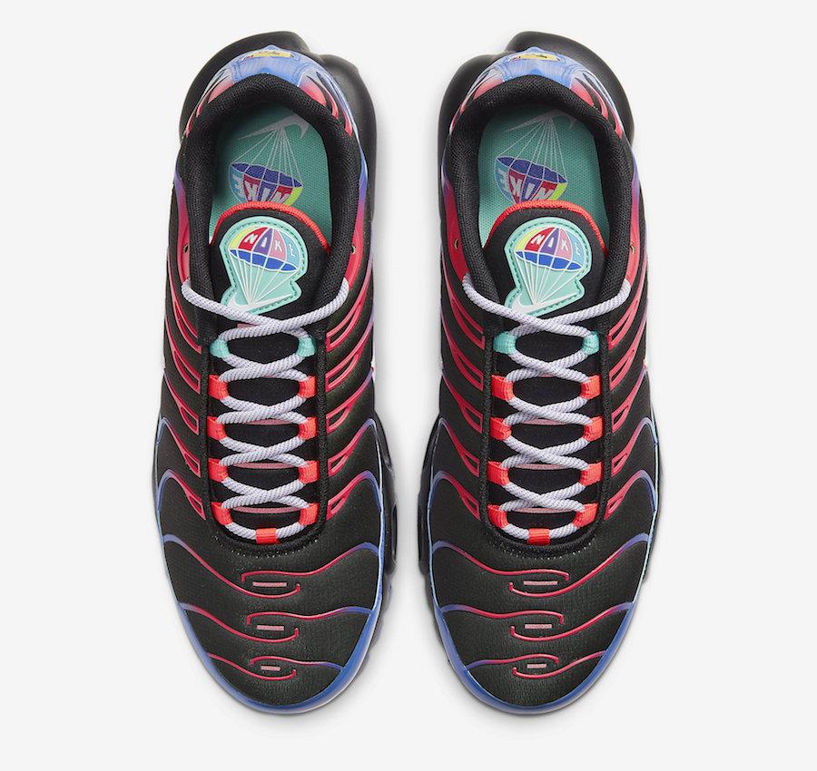 Nike Air Max Plus Parachute CV7541-001 Release Date Info