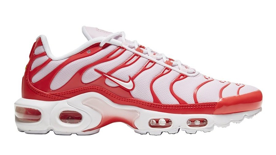 Nike Air Max Plus Valentines Day CW7040-600 Release Date Info