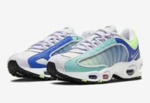 Nike Air Max Tailwind 4 Aqua Teal Blue CU4760-500 Release Date Info