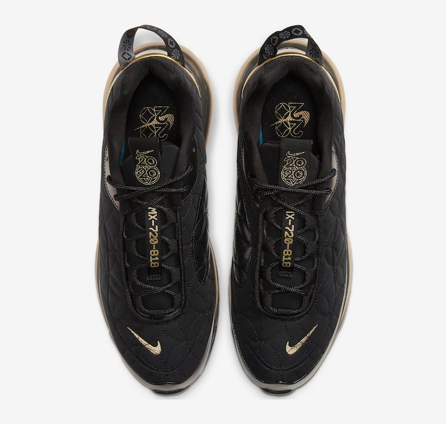 Nike Air MX 720-818 Chinese New Year CU3013-070 Release Date Info