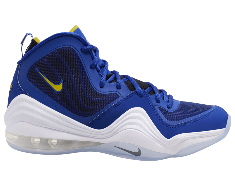 Nike Air Penny 5 Blue Chips 537331-402 Release Date Info