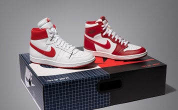 Nike Air Ship Air Jordan 1 New Beginnings
