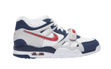 Nike Air Trainer 3 Midnight Navy CN0923-400 Release Date Info