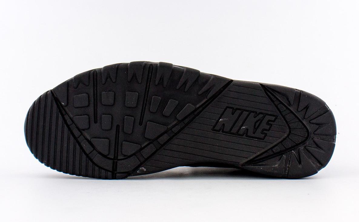 Nike Air Trainer SC High Triple Black CW7050-001 Release Date Info