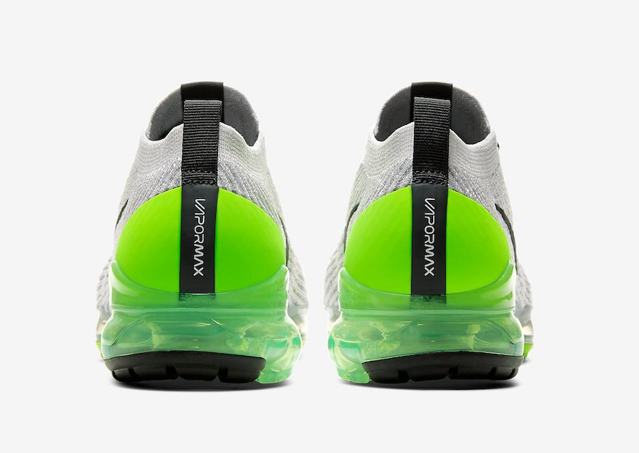 Nike Air VaporMax 3.0 Vast Grey Electric Green AJ6900-011 Release Date Info