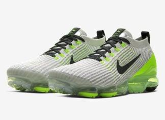 Nike Air VaporMax 3.0 Vast Grey Electric Green AJ6900-011 Release Date Info