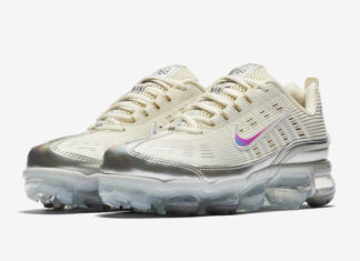 Nike Air VaporMax 360 Cream Silver CK2719-200 Release Date Info