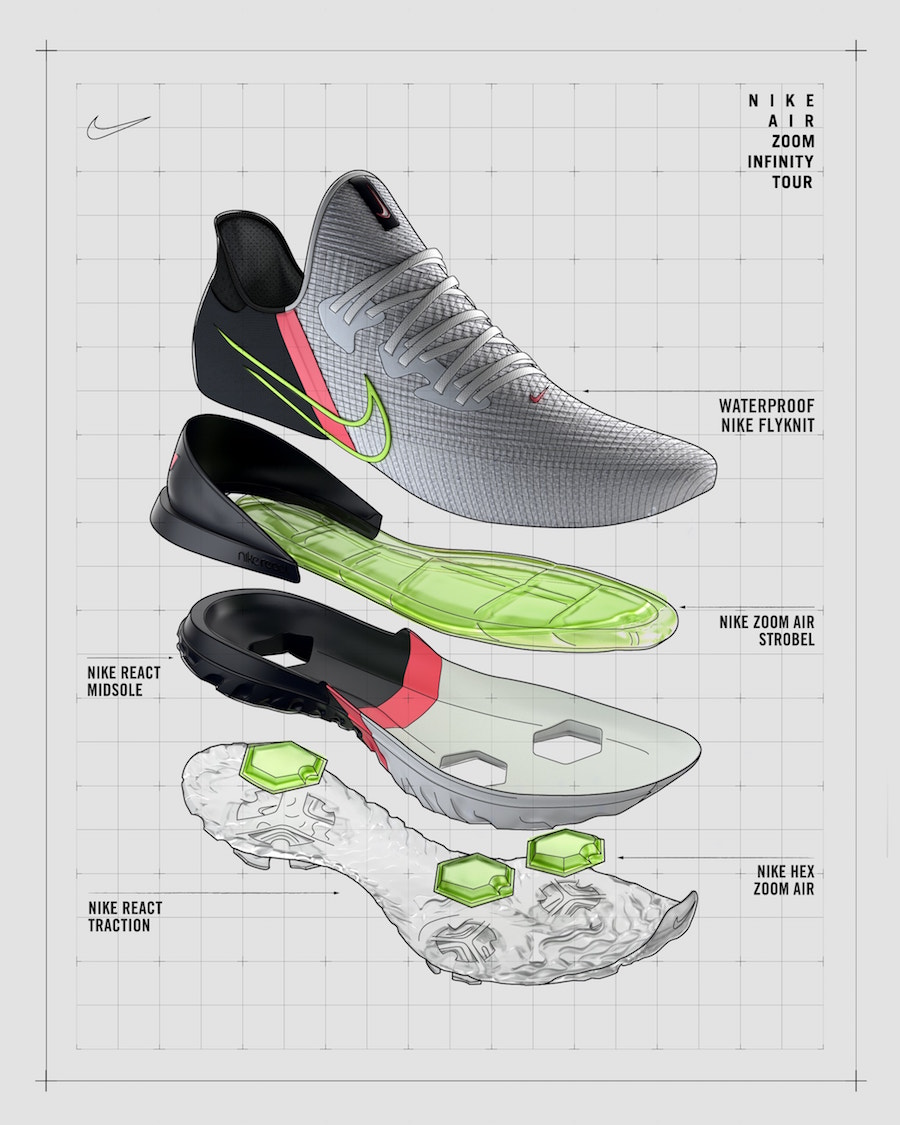 Nike Air Zoom Infinity Tour Release Date Info