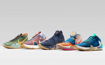 Nike Basketball Black History Month PE 2020 Collection