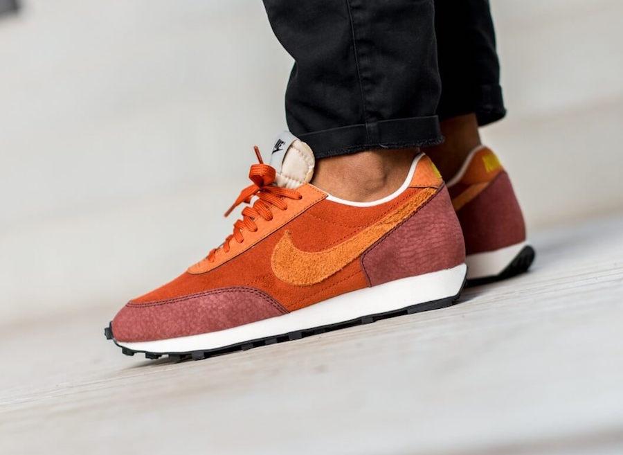 Nike Daybreak Rugged Orange CU3016-800 Release Date Info