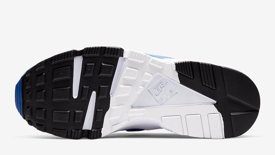 Nike DNA Series 87 x 91 Air Huarache Sport Royal AR3864-101 Release Date Info