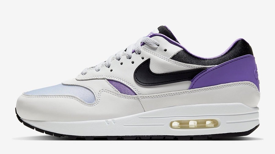 Nike DNA Series 87 x 91 Air Max 1 Purple Punch AR3863-101 Release Date Info