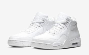 Nike Flight Legacy Triple White BQ4212-101 Release Date Info