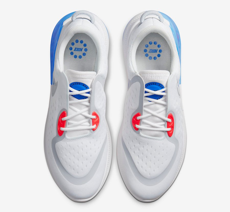 Nike Joyride Dual Run Sky Grey CU4836-100 Release Date Info