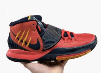 Nike Kyrie 6 Bruce Lee Release Date Info