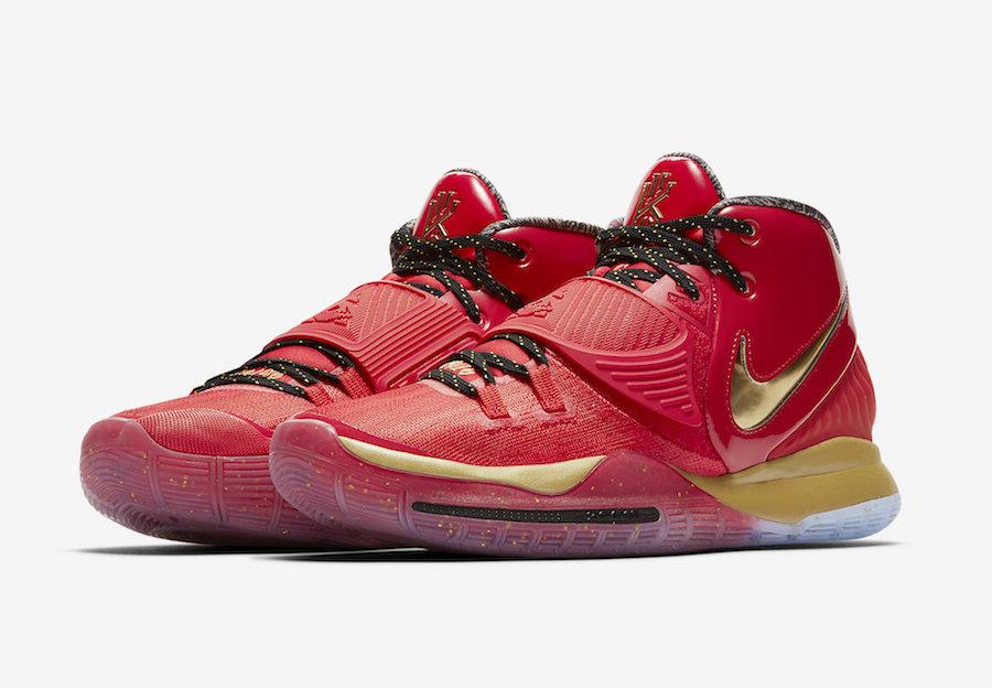 Nike Kyrie 6 Trophies CD5026-900 Release Date Info