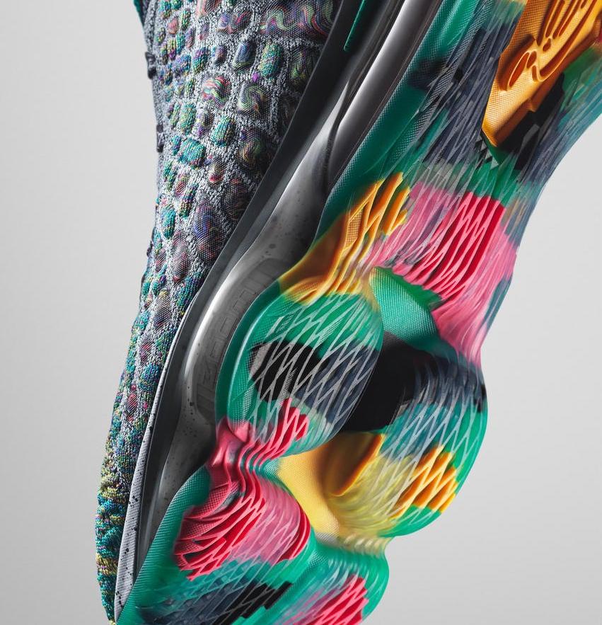 Nike LeBron 17 I Promise Release Date Info