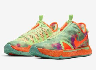 Nike PG 4 Gatorade All-Star CD5078-700 Release Date Info