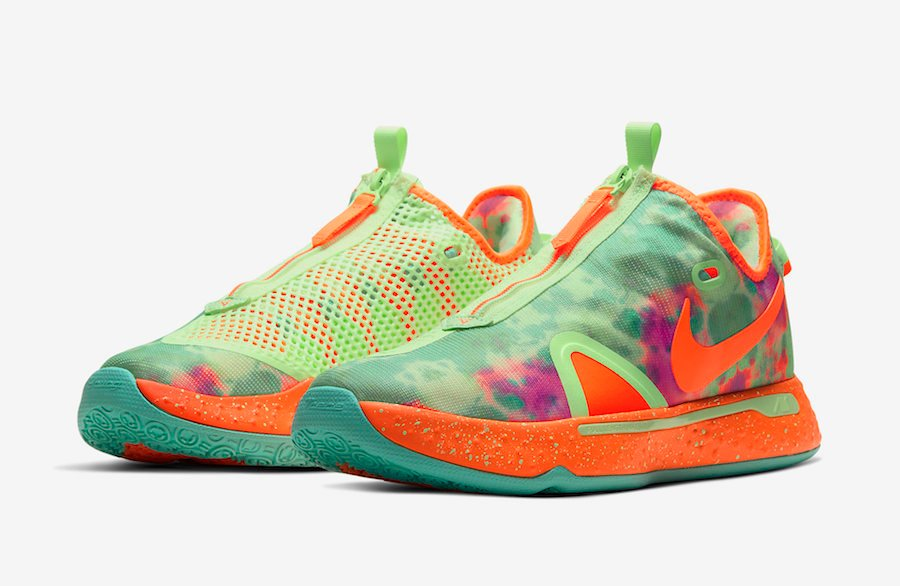 Nike PG 4 Gatorade All-Star CD5078-700 Release Date Info