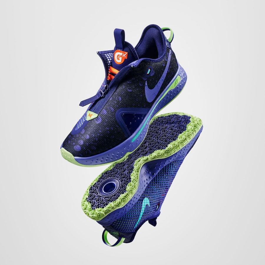 Nike PG 4 Gatorade Release Date