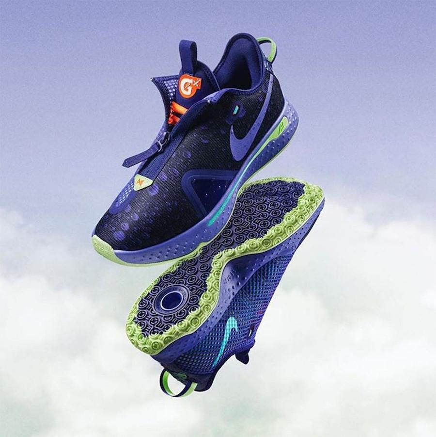Nike PG 4 Gatorade Release Date Info