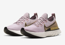 Nike React Infinity Run Plum Fog CD4372-500 Release Date Info