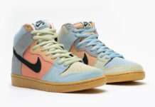 Nike SB Dunk High Easter Spectrum CN8345-001 Release Date