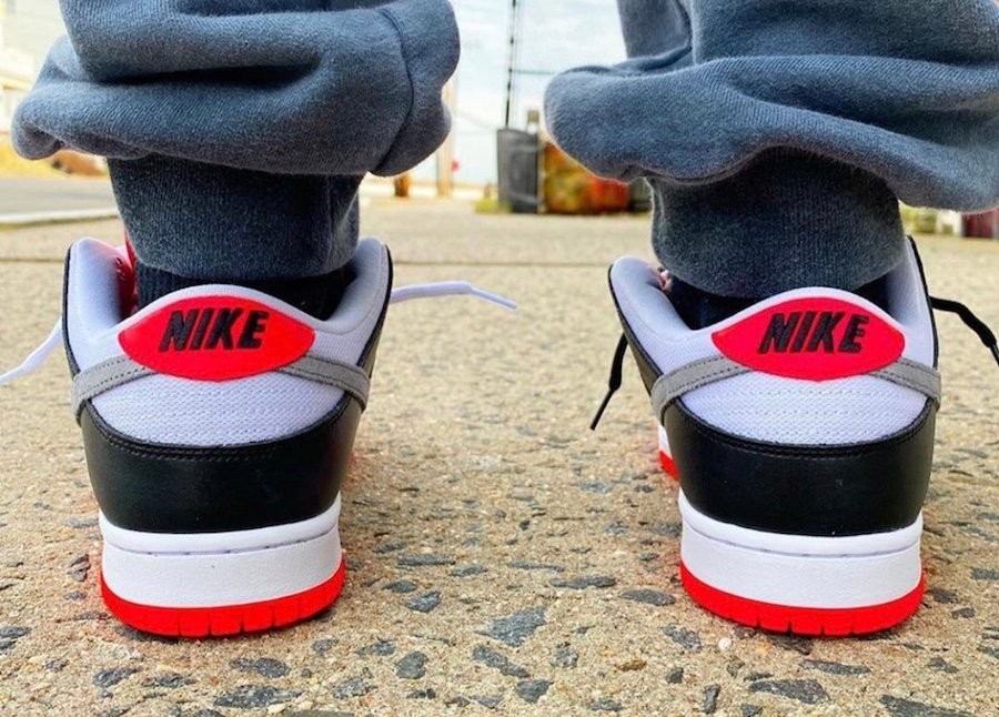 Nike SB Dunk Low Infrared CD2563-004 Release Date
