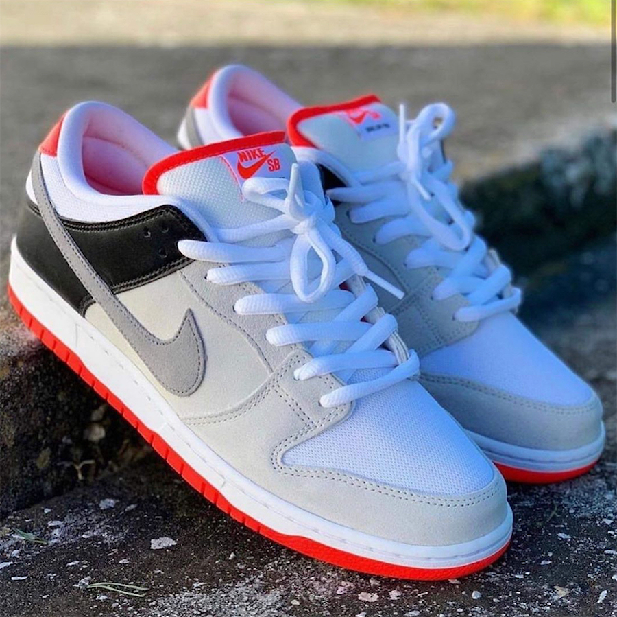 Nike SB Dunk Low Infrared Release Date Info